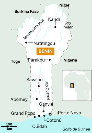 Baobabs and 'babalawos' in Benin